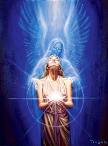 Как найти своего Ангела. Знакомство с Ангелом Хранителем Aee82