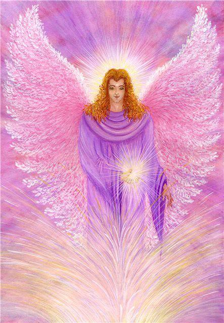 Энергетические каналы ангелов Aee83