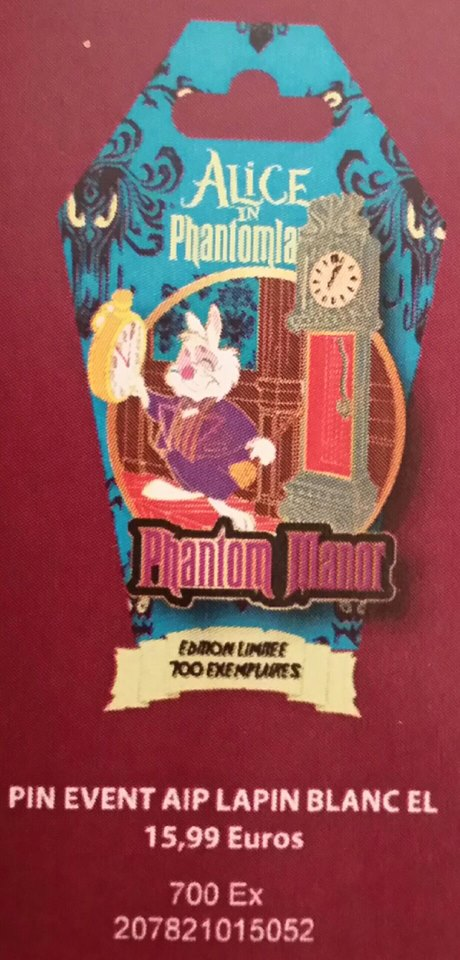 [Pin Trading Event] Alice in Phantomland (30 mai 2015) - Page 5 10995410