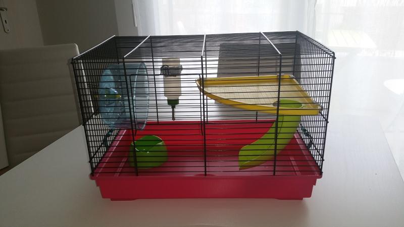 Cages Freddy Max 2 + 2 cages de quarantaines + Accessoires 20150513
