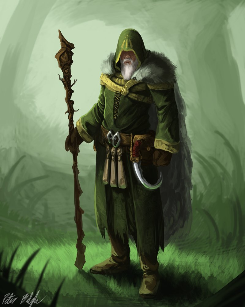 Balade en Cormanthor - Page 2 Druid10