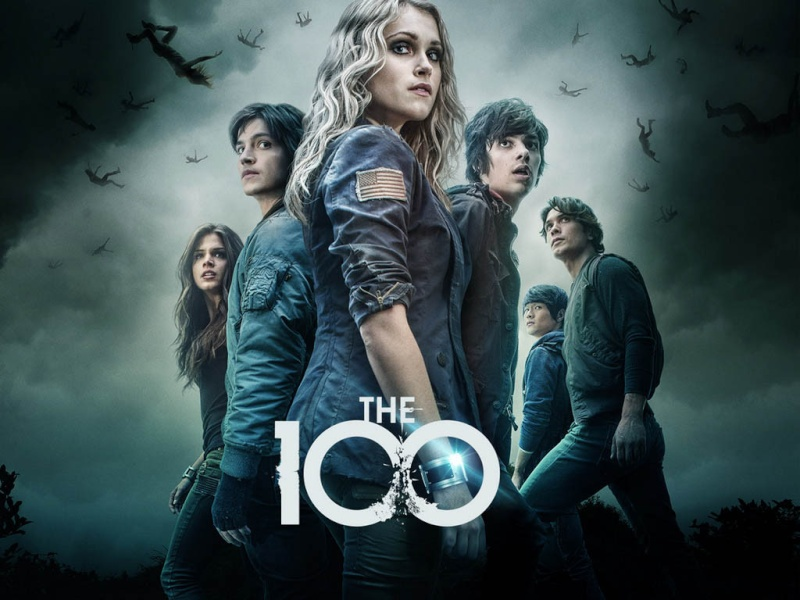 ~The 100 la série~ The-1010