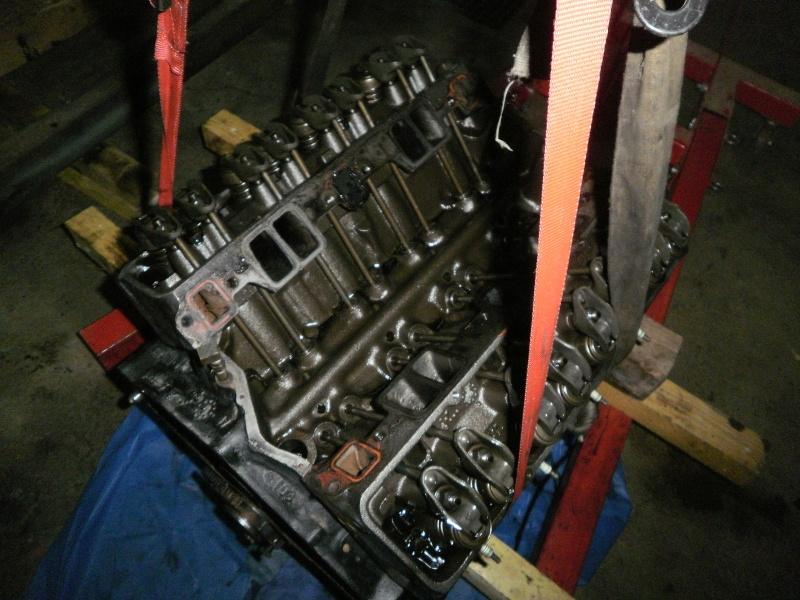 debut de la restauration de ma corvette c3 25eme 1210