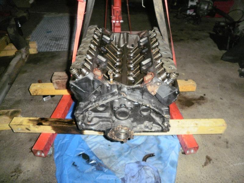 debut de la restauration de ma corvette c3 25eme 1310