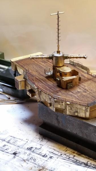 Admiral Graf Spee  1/200  scratch gebaut von Klabauter - Seite 4 20150410