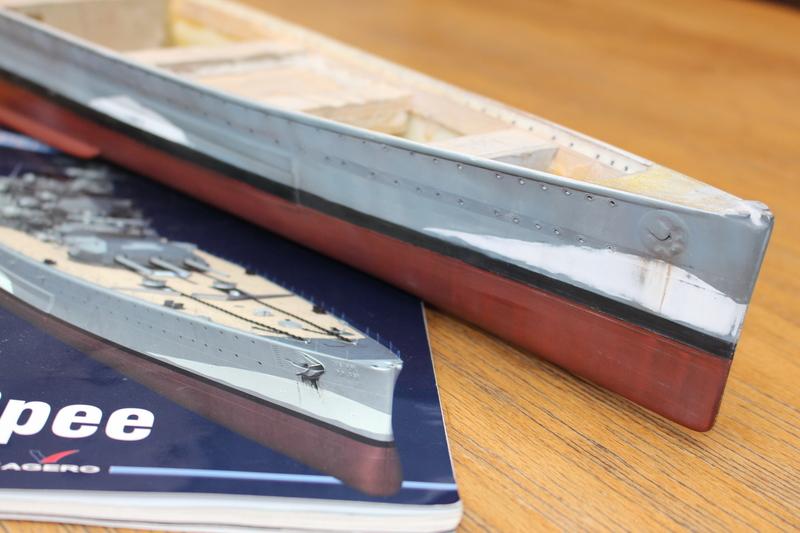 Admiral Graf Spee  1/200  scratch gebaut von Klabauter - Seite 2 Img_2011