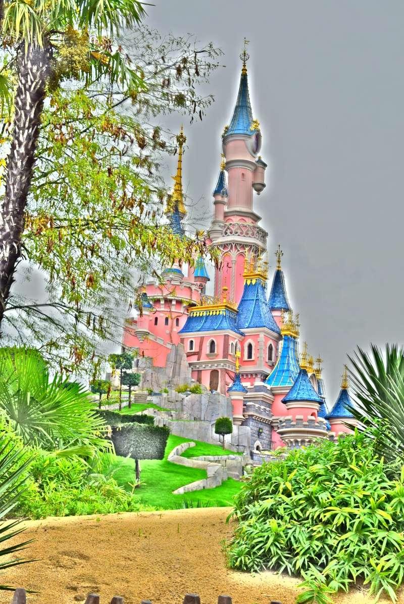 Photos de Disneyland Paris en HDR (High Dynamic Range) ! - Page 40 Disney11