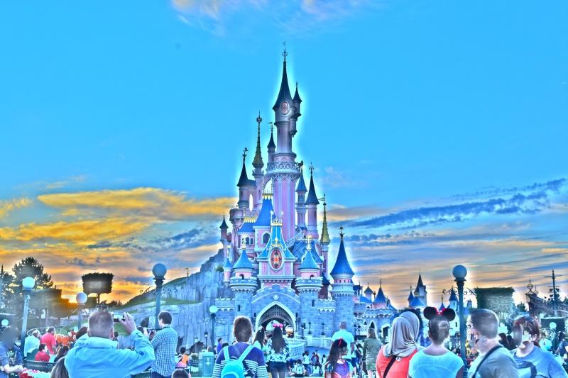 Photos de Disneyland Paris en HDR (High Dynamic Range) ! - Page 40 Disney12