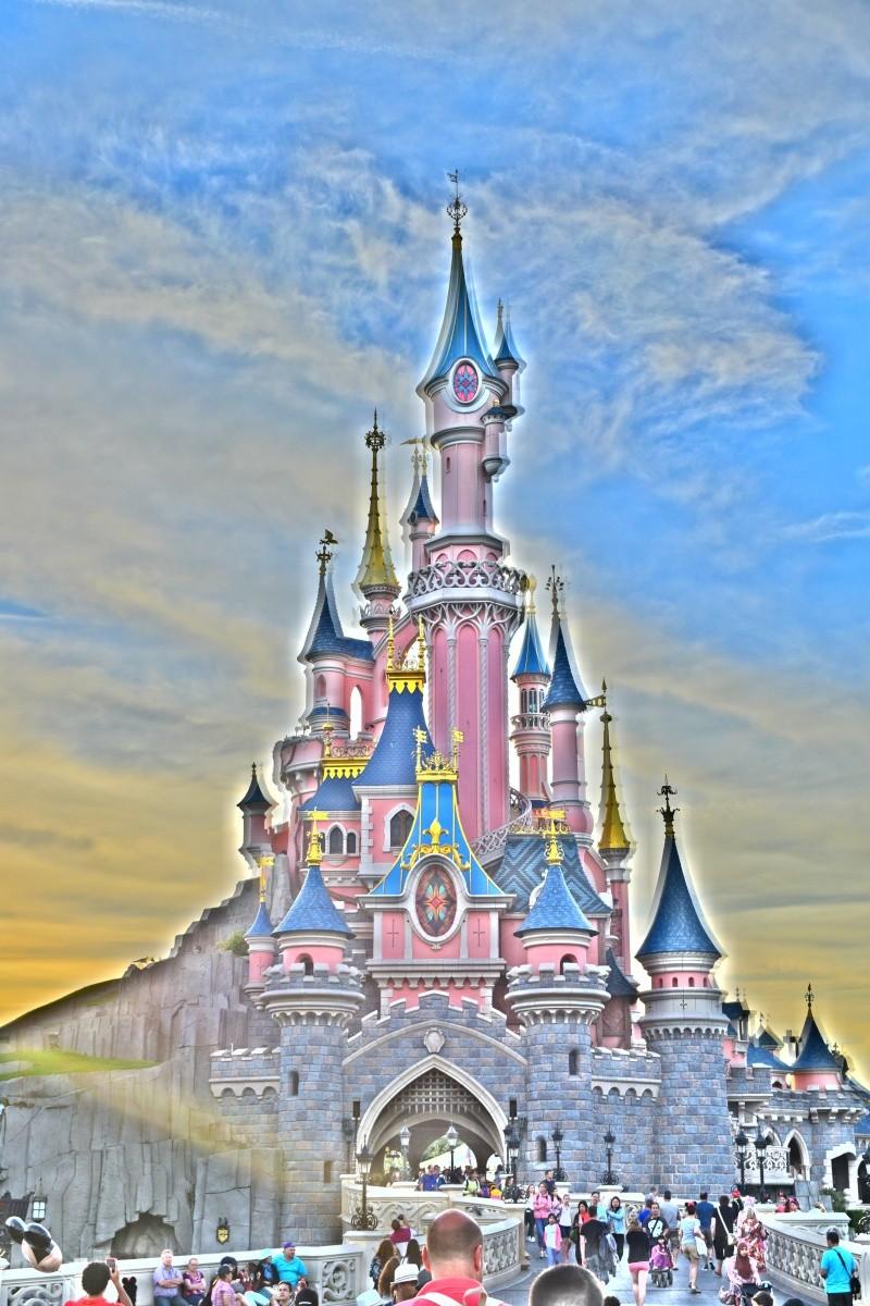 Photos de Disneyland Paris en HDR (High Dynamic Range) ! - Page 40 Disney14