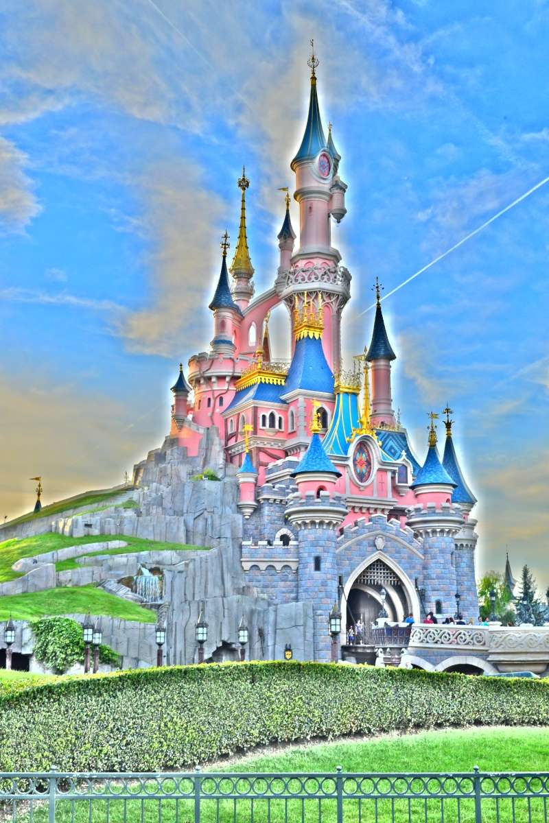 Photos de Disneyland Paris en HDR (High Dynamic Range) ! - Page 40 Disney15