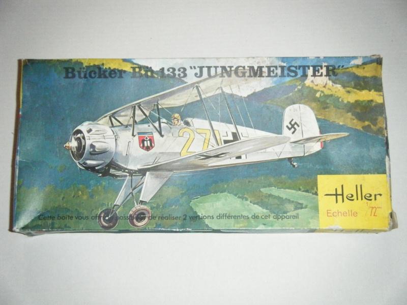"""BÜCKER Bü133 """"Jungmeister"""" 1/72e ref 078 Dscf0314"""