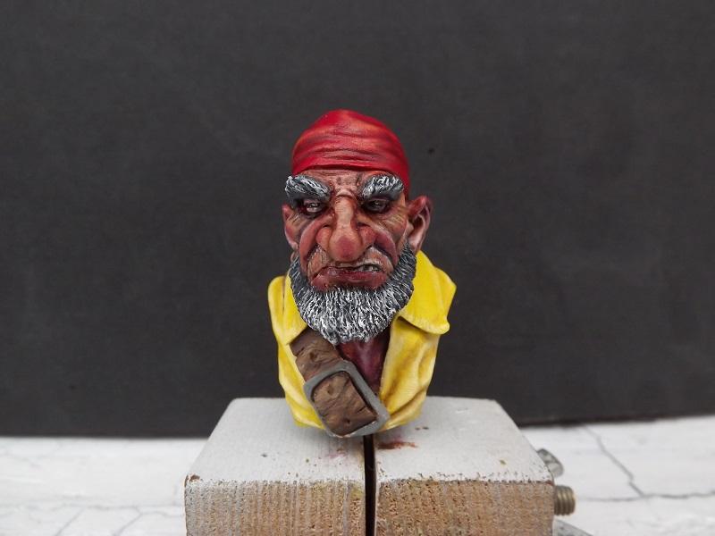 buste de pirate Pirate10