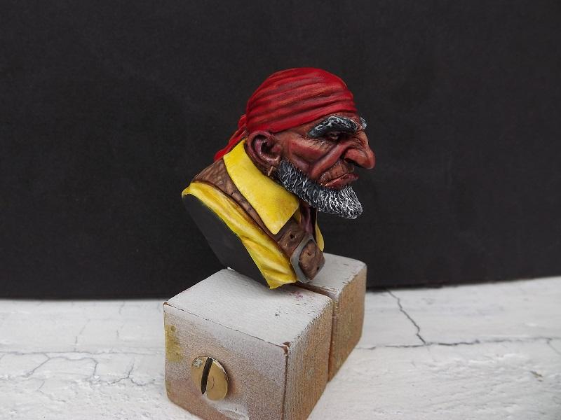 buste de pirate Pirate11