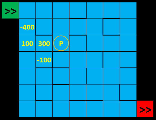 Le labyrinthe (1) - Jeu à durée indéterminée Captur28