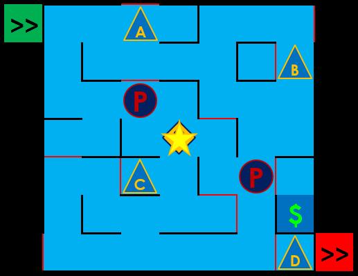 Le labyrinthe (1) - Jeu à durée indéterminée Captur33