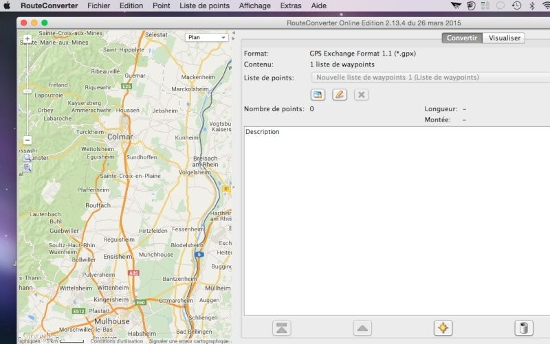 ITN Converter, planifiez vos itinéraires. Screen11