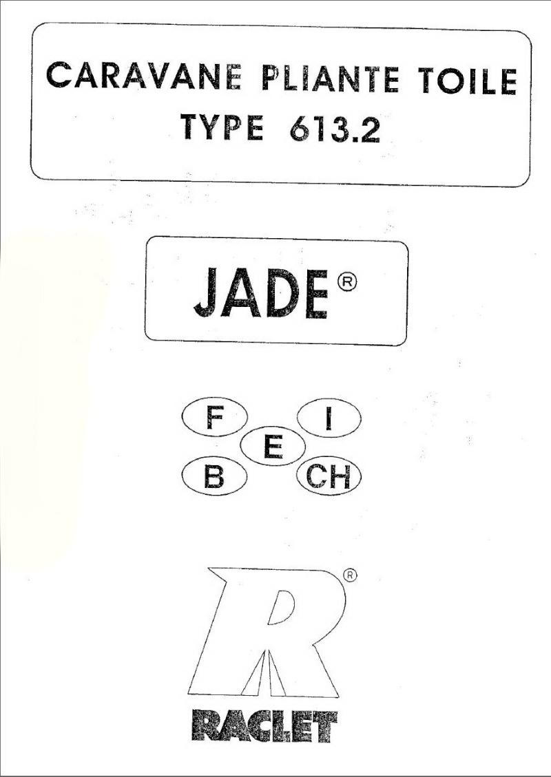 notice de montage de la jade raclet Jade1_11