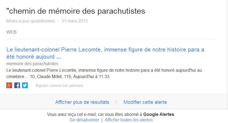 La communication sur Lnt-col Lecomte 14e RCP: sur le net et les médias Lecomt11