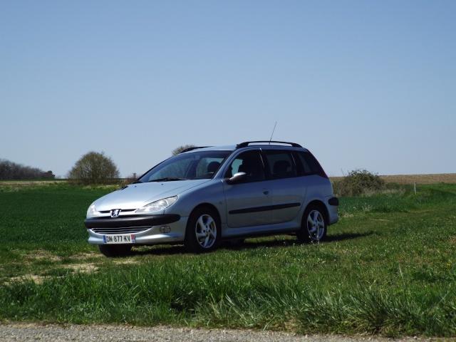 Nicolas4240  Peugeot 206 sw 2.0 hdi 90 xline clim - Page 2 Dscf2710