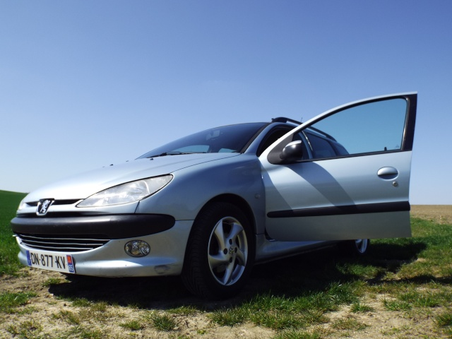 Nicolas4240  Peugeot 206 sw 2.0 hdi 90 xline clim - Page 2 Dscf2712