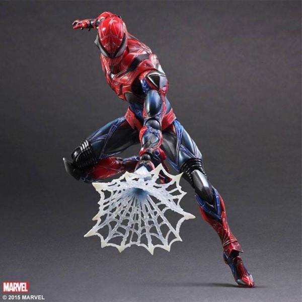 Play Arts Kai : Spiderman variante Spider11