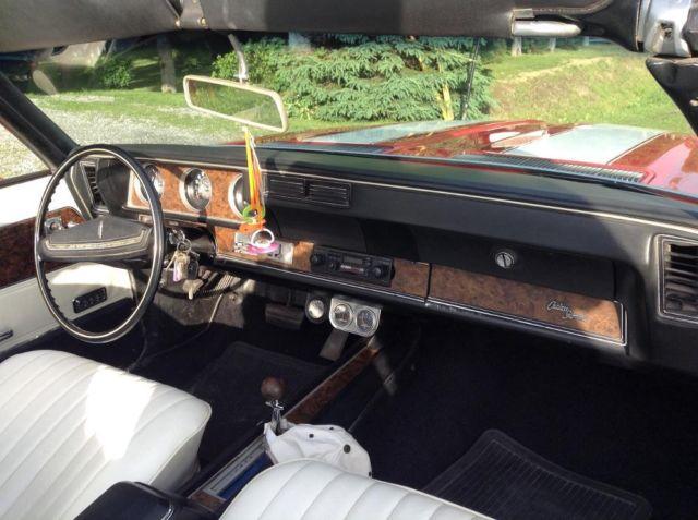 1970 oldsmobileCutlass Supreme Coupé _27_1010