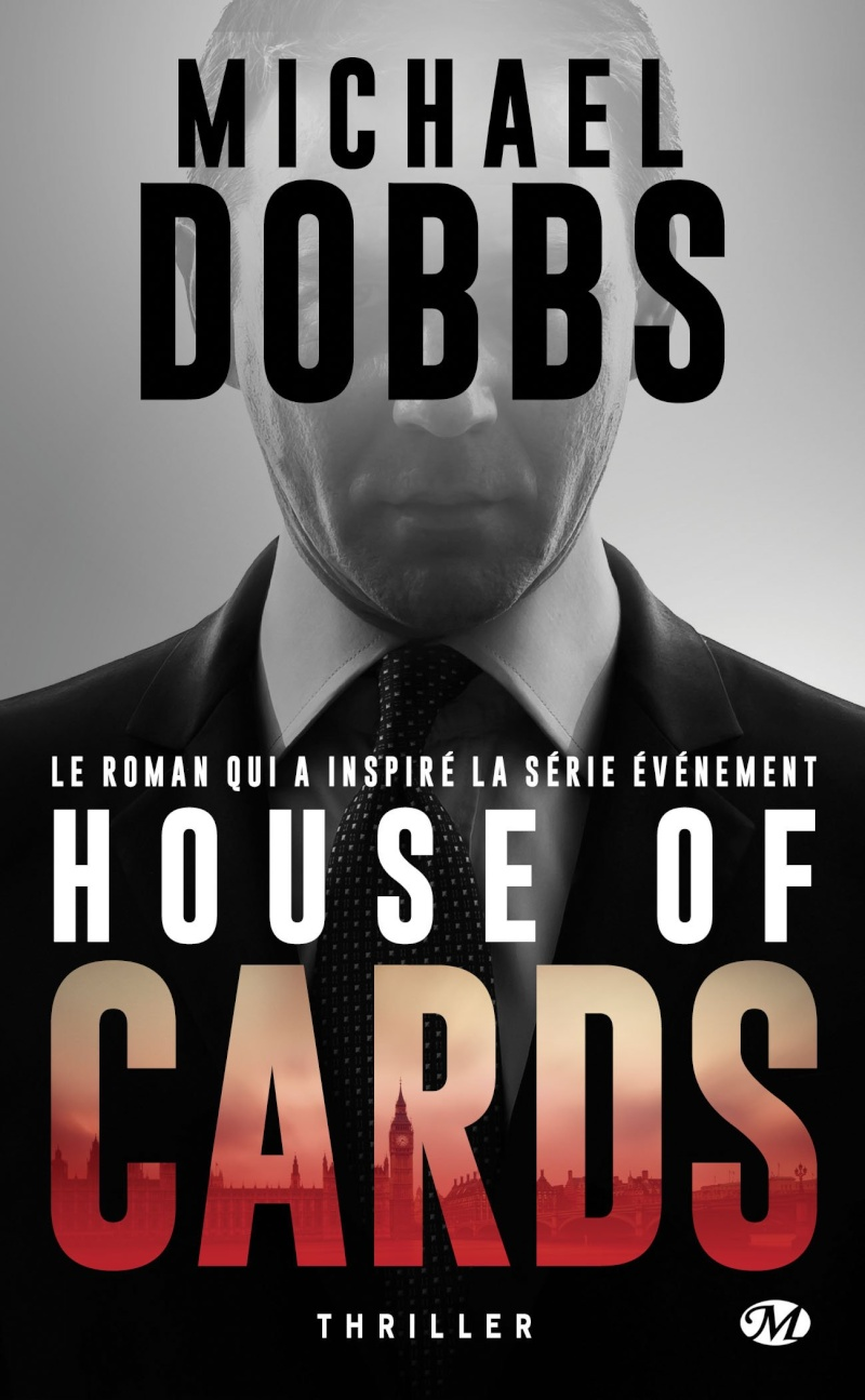 DOBBS Michael - HOUSE OF CARDS - Tome 1 Cards110