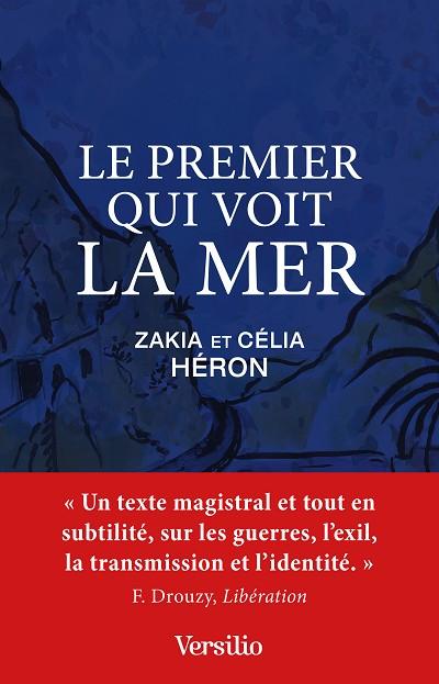 HERON Zakia et Célia : Le premier qui voit la mer Mer10