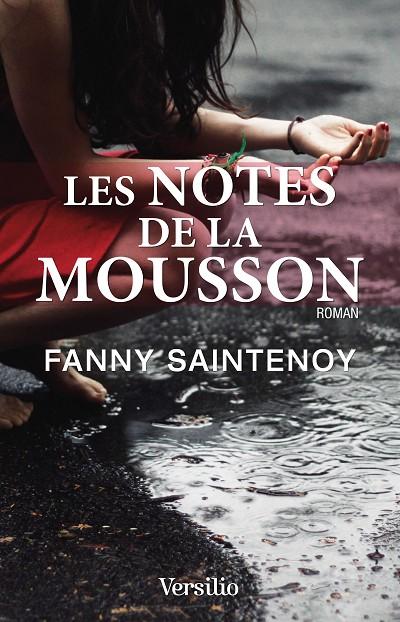 SAINTENOY Fanny : Les notes de la mousson Notes10