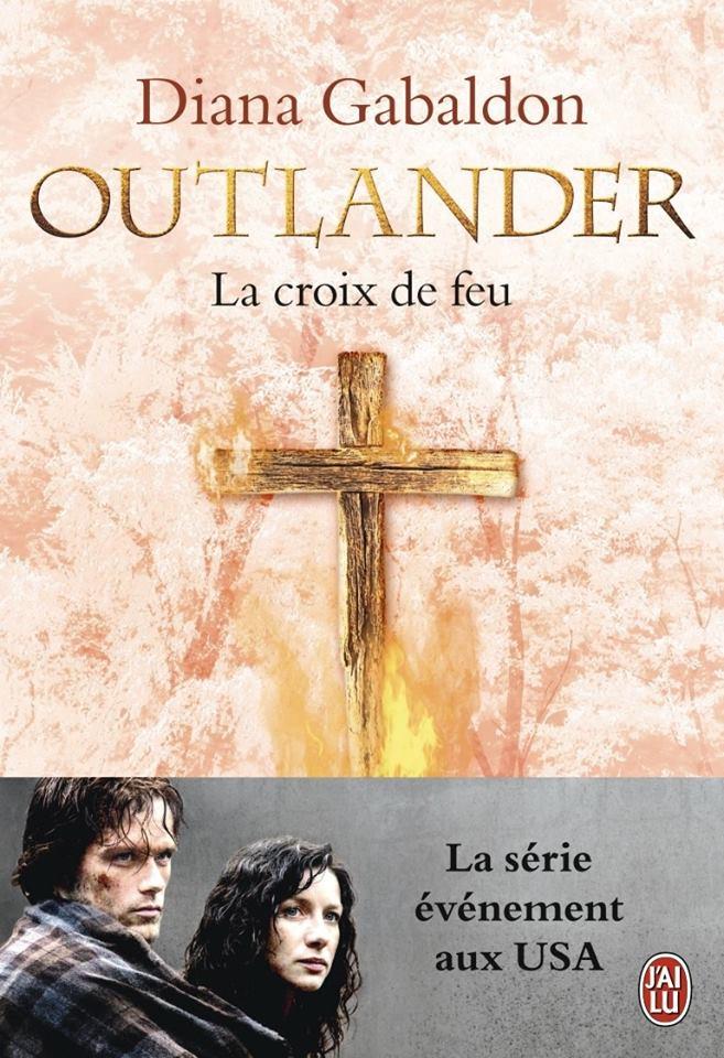 GABALDON Diana - OUTLANDER - Tome 5 : La Croix de Feu Outlan10