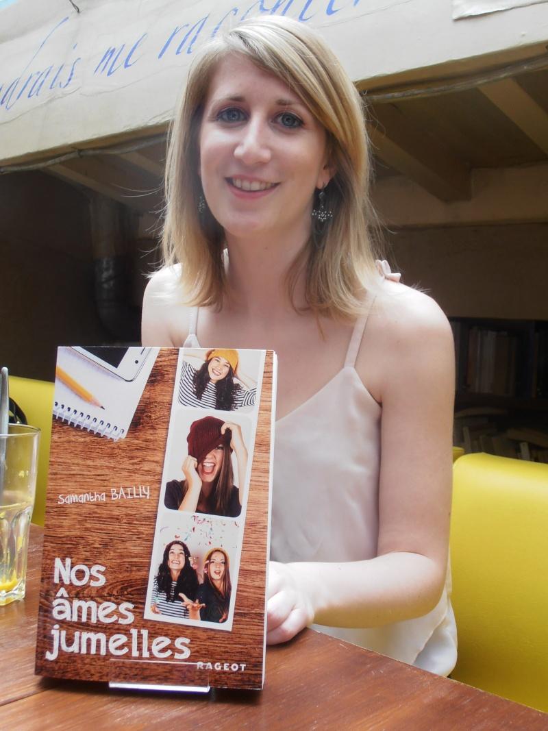 Rencontre avec Samantha Bailly - 13 mai 2015, Paris P1018410