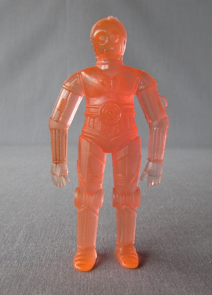 Any Idea what this C-3PO is ???? 00113