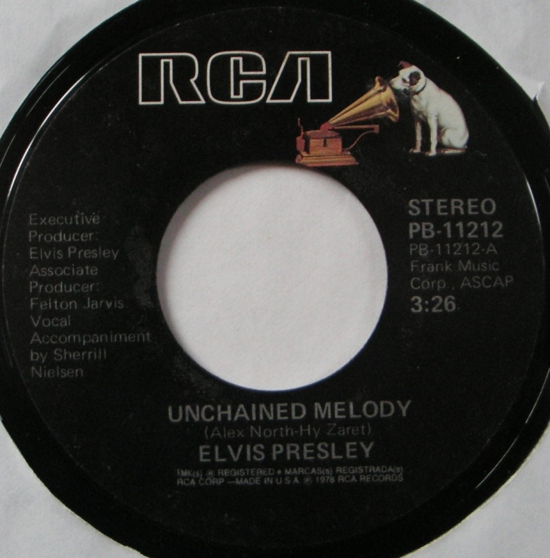 Unchained Melody / Softly, As I Leave You 10b10