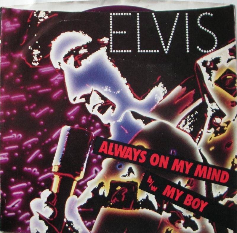 Always On My Mind / My Boy 14a10