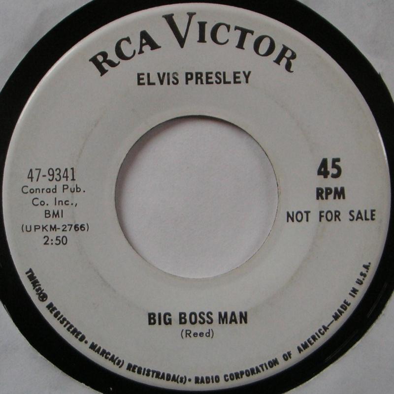 Big Boss Man / You Don't Know Me 17b10