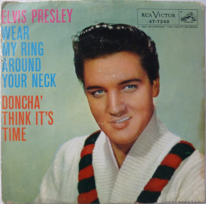 Wear My Ring Around Your Neck / Doncha' Think It's Time 1_1_ap10