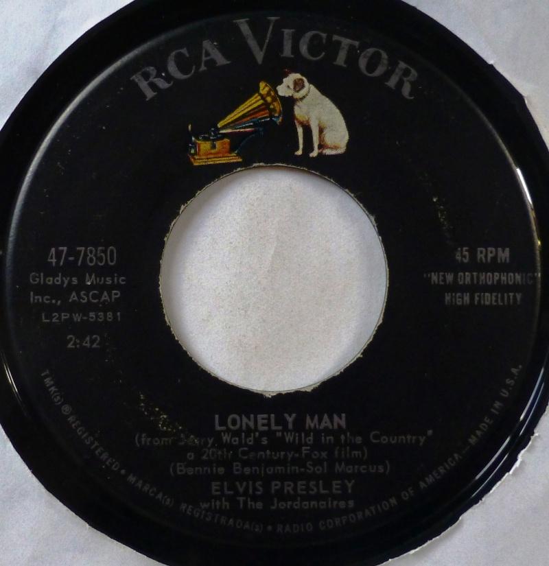 Surrender / Lonely Man 27c10