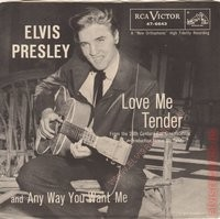 Love Me Tender / Any Way You Want Me 47-66413