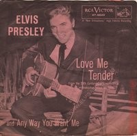 Love Me Tender / Any Way You Want Me 47-66415