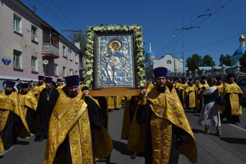 Десница святого Георгия на Белгородской земле 325