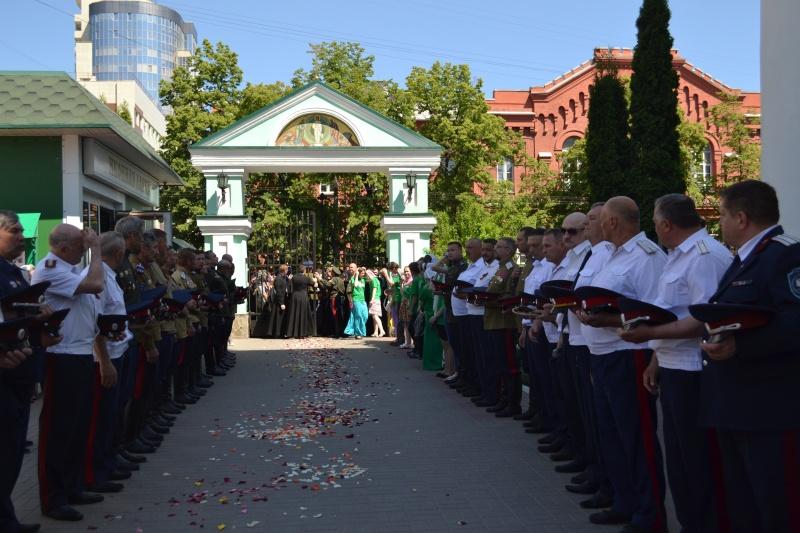 Десница святого Георгия на Белгородской земле 710
