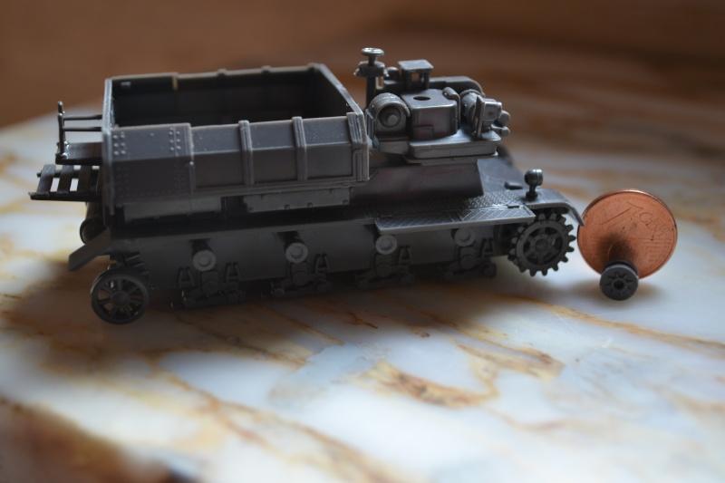 Mörser Karl et Munitionspanzer IV Hasegawa 1/72 Dsc_2216