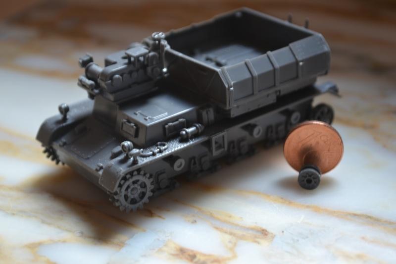 Mörser Karl et Munitionspanzer IV Hasegawa 1/72 Dsc_2217
