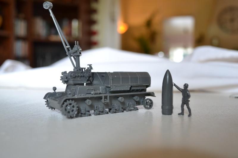 Mörser Karl et Munitionspanzer IV Hasegawa 1/72 Dsc_2218