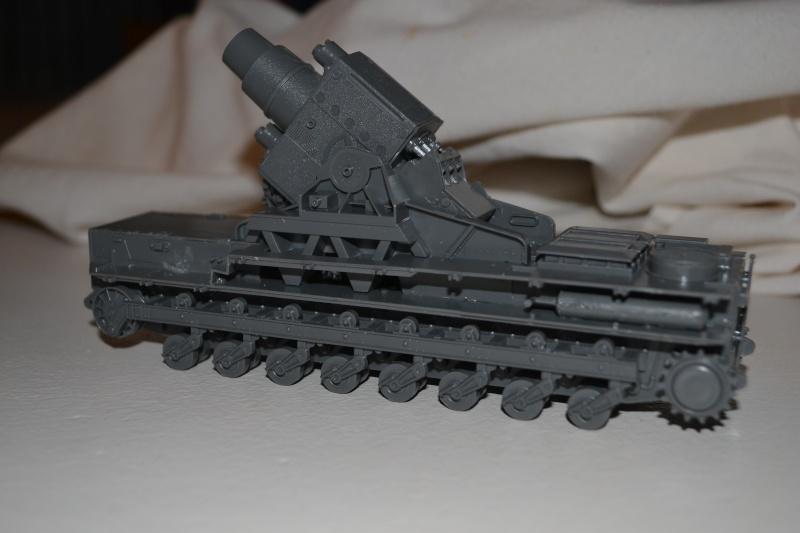 Mörser Karl et Munitionspanzer IV Hasegawa 1/72 Dsc_2219