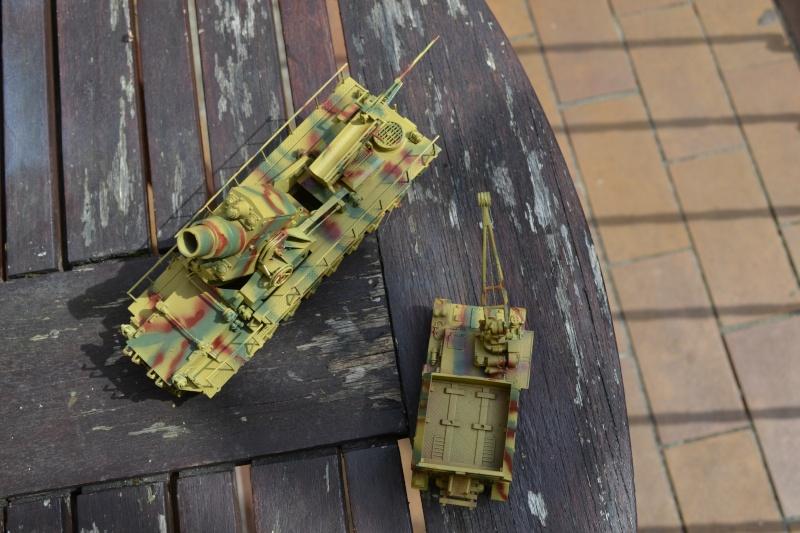Mörser Karl et Munitionspanzer IV Hasegawa 1/72 - Page 2 Dsc_2232