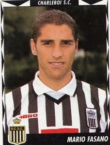 FASANO, Mario  (1993-1994) (1998-1999) Fasano10
