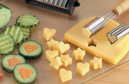 Accessori originali da utilizzare in cucina 110