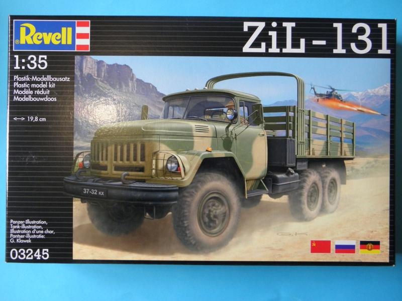 Ouvre boite ZIL-131 MTO-AT ( ICM 1/35 - réf 35520 ) P5030310