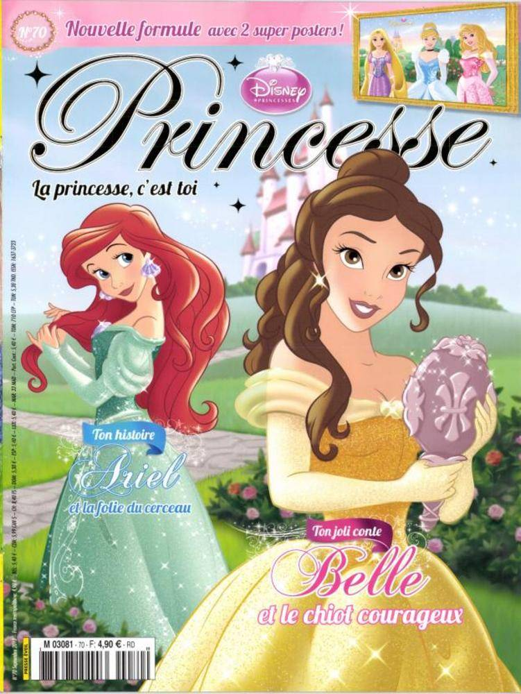 [Magazine] Disney Princesse Magazine France - Page 5 Prince10